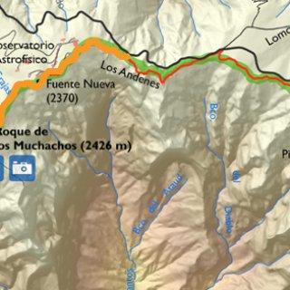Roque-de-los-Muchachos-map
